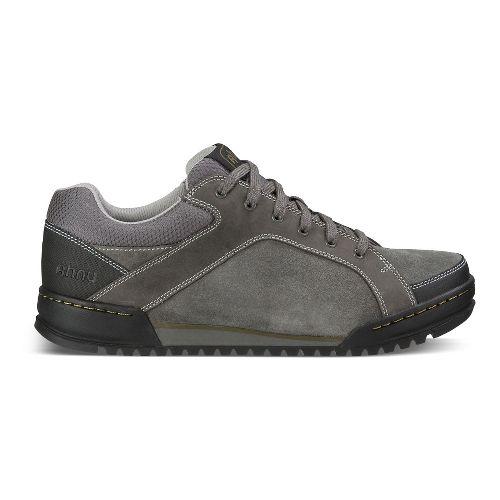 Mens Ahnu BalBOA Casual Shoe - Dark Grey 9.5