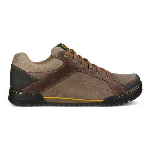 Mens Ahnu BalBOA Casual Shoe - Alder Bark 11.5