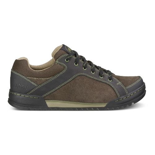 Mens Ahnu BalBOA Casual Shoe - Turkish Coffee 8.5