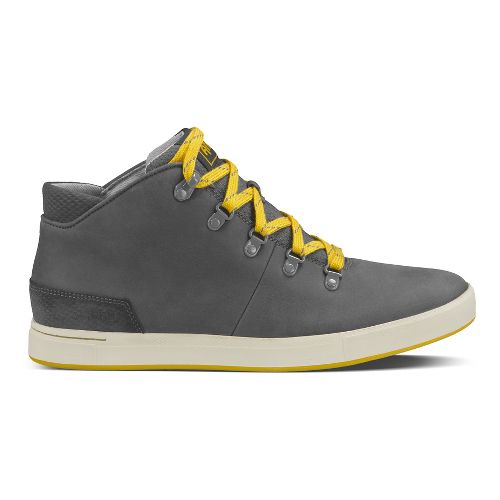 Mens Ahnu Fulton Mid Casual Shoe - Twilight 12