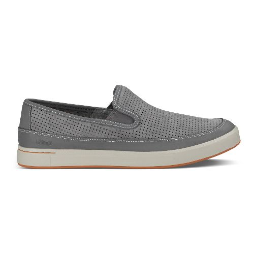 Mens Ahnu Steiner Casual Shoe - Smoke Charcoal 7