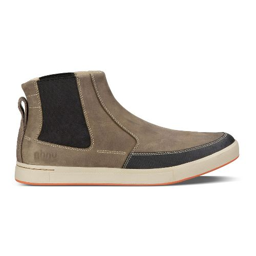 Mens Ahnu Kezkar Casual Shoe - Walnut 10.5