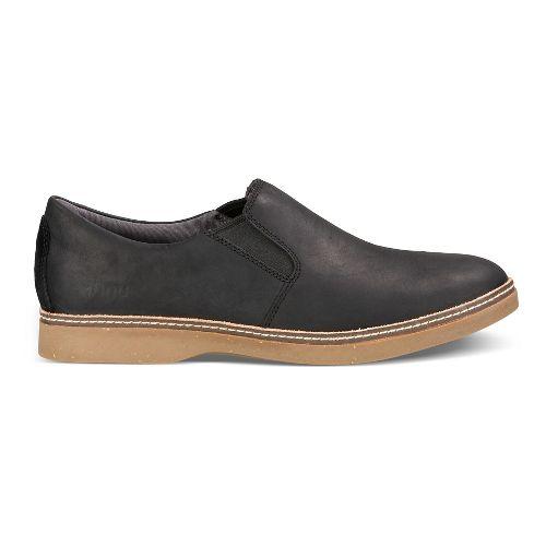 Mens Ahnu Clay Casual Shoe - Black 10.5