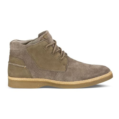 Mens Ahnu Broderick Casual Shoe - Walnut 8.5