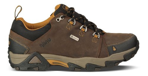 Mens Ahnu Coburn Low Waterproof Hiking Shoe - Porter 7.5
