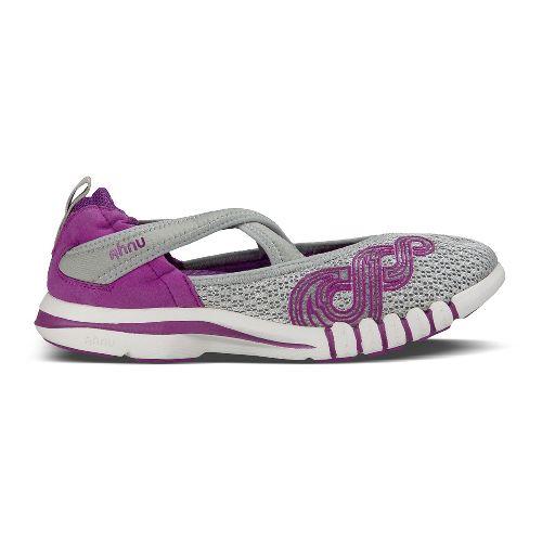 Womens Ahnu Yoga Split Cross Training Shoe - Marina Fog 5