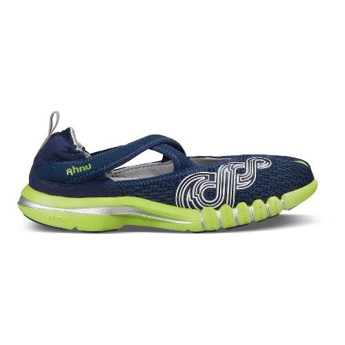 Womens Ahnu Yoga Split Cross Training Shoe - Blue Spell 10
