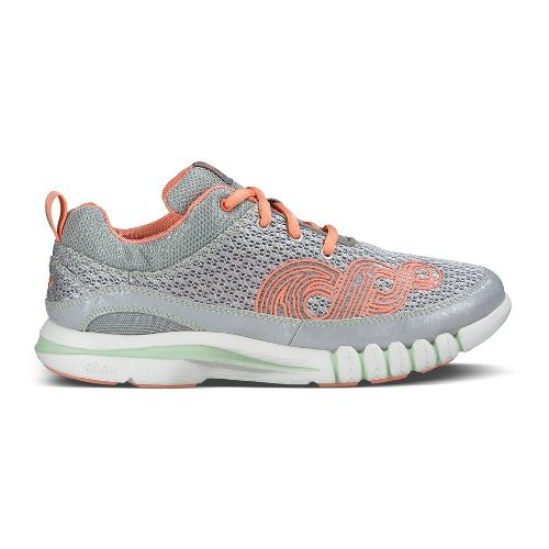 Womens Ahnu Yoga Flex Cross Training Shoe - Silver 9.5