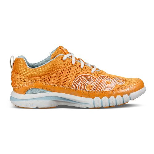 Womens Ahnu Yoga Flex Cross Training Shoe - Orange Zest 12