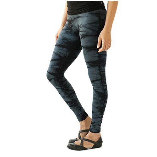 Womens Ahnu V Ankle Capris Pants - Summit L