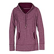 Womens prAna Ember Top Half-Zips & Hoodies Technical Tops