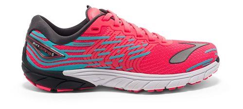 Womens Brooks PureCadence 5 Running Shoe - Pink/Anthracite 5