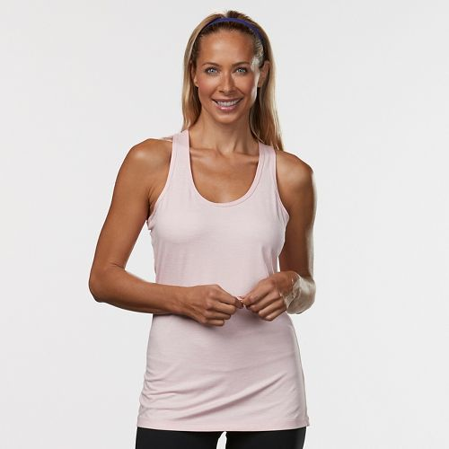 Womens R-Gear Revive Racerback Sleeveless & Tank Technical Tops - Blush M
