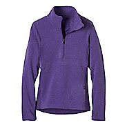 Womens prAna Drea Half -Zips & Hoodies Technical Tops