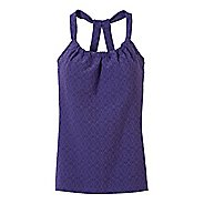 Womens prAna Quinn Jacquard Sleeveless & Tank Tops Technical Tops