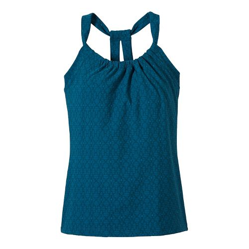 Womens prAna Quinn Jacquard Sleeveless & Tank Tops Technical Tops - Miscellaneous M