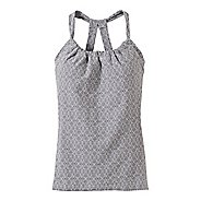 Womens Prana Quinn Jacquard Sleeveless & Tank Technical Tops