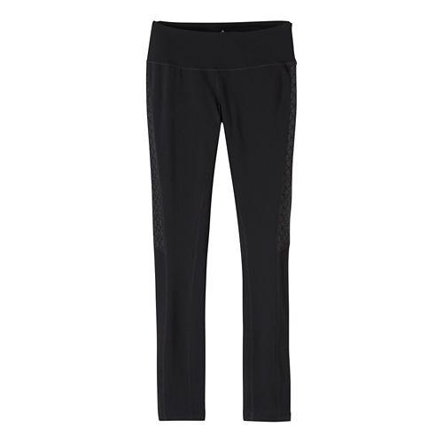 Womens Prana Lennox Leggings Pants - Black L