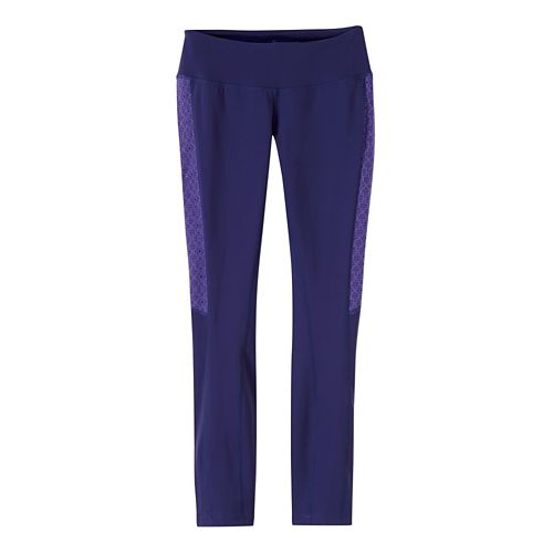 Womens Prana Lennox Leggings Pants - Indigo XS