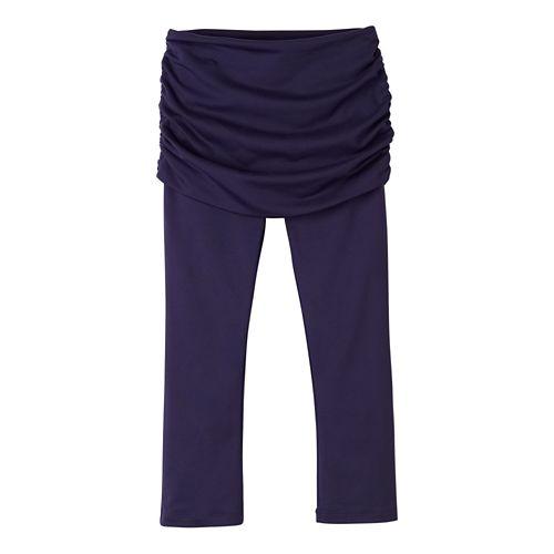 Womens Prana Cassidy Capris Pants - Indigo S