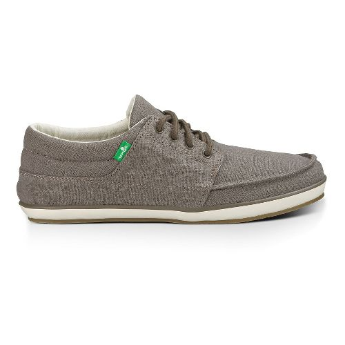Mens Sanuk TKO Casual Shoe - Brindle 8.5