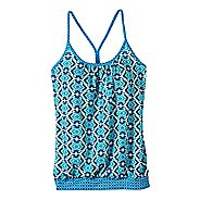 Womens prAna Andie Sleeveless & Tank Tops Technical Tops