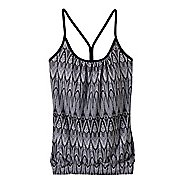 Womens Prana Andie Sleeveless & Tank Technical Tops