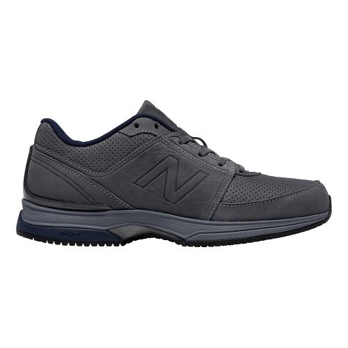 Mens New Balance 2040v3 Running Shoe - Grey/Navy 11.5