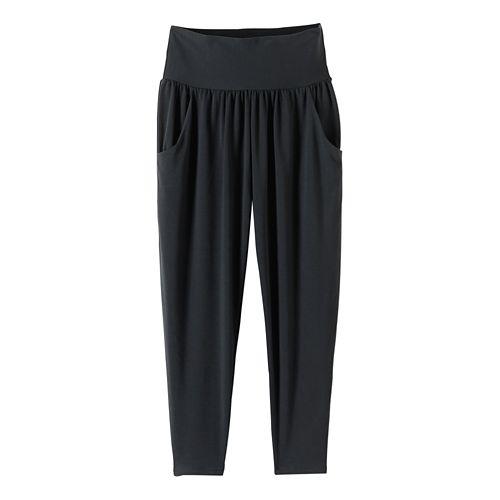 Womens prAna Ryley Crop Pants - Black XS
