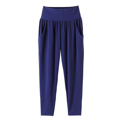Womens prAna Ryley Crop Pants - Indigo L