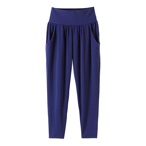 Womens prAna Ryley Crop Pants - Indigo XS