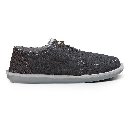 Mens Sanuk Vista Casual Shoe - Black 10