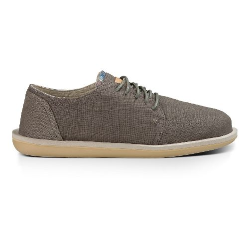 Mens Sanuk Vista Casual Shoe - Brindle 10