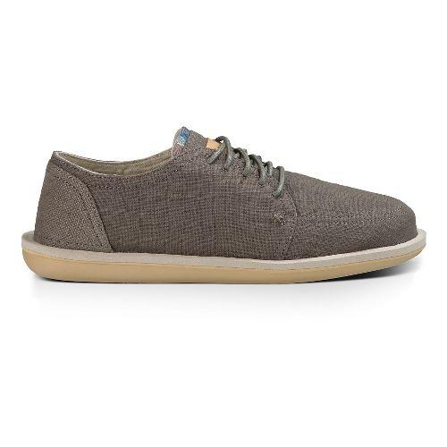 Mens Sanuk Vista Casual Shoe - Brindle 8