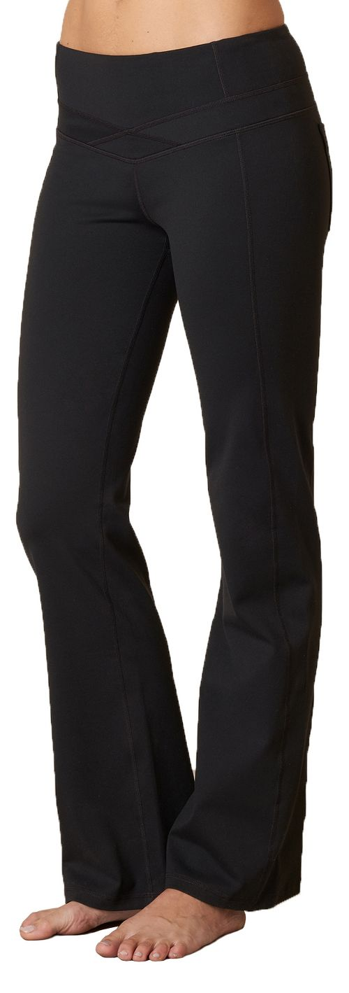 Womens Prana Britta Pants - Black XSR
