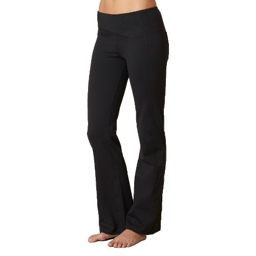 Womens Prana Britta Pants - Black XSS