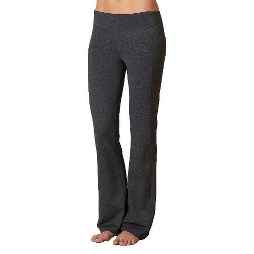 Womens Prana Britta Pants - Charcoal Heather XLR