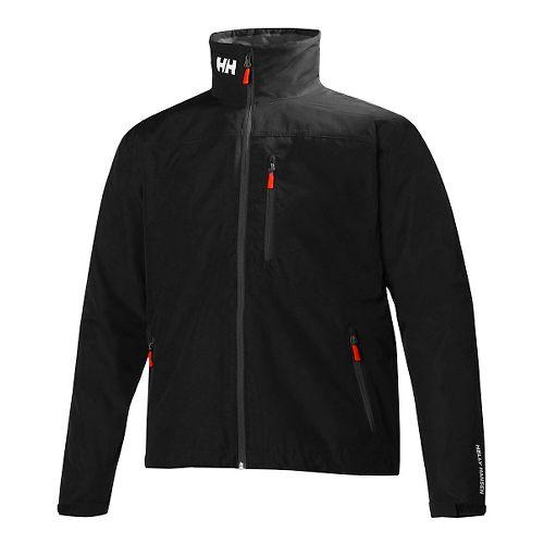 Mens Helly Hansen Crew Cold Weather Jackets - Black XXL