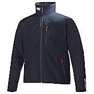 Mens Helly Hansen Crew Cold Weather Jackets - Navy XXL