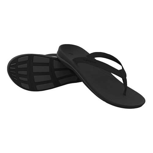 Womens Superfeet Outside Sandals Shoe - Storm 9