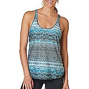 Womens Prana Medley Sleeveless & Tank Tops Technical Tops