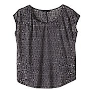 Womens Prana Tandi Top Short Sleeve Technical Tops