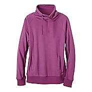 Womens prAna Gotu Pullover Half-Zips & Hoodies Technical Tops