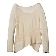 Womens Prana Liana Sweater Long Sleeve Non-Technical Tops