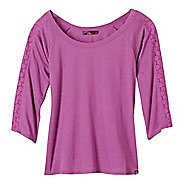 Womens Prana Alisana Long Sleeve Non-Technical Tops