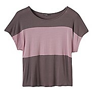Womens Prana Vicki Tee Short Sleeve Non-Technical Tops