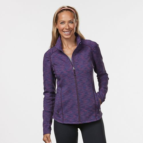 Womens R-Gear Set the Stage Casual Jackets - Let's Jam Jacquard S