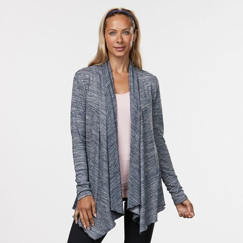 Womens R-Gear Out & About Cardi Long Sleeve Non-Technical Tops - Black/White L