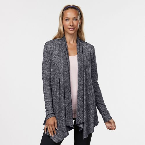 Womens R-Gear Out & About Cardi Long Sleeve Non-Technical Tops - Let's Jam/Black M