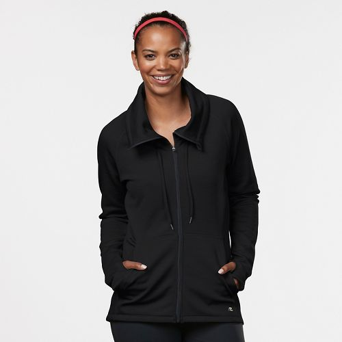 Womens R-Gear Pure-n-Simple Casual Jackets - Black XS